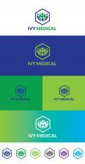 Visitekaartje # 983394 voor Logo  Huisstijl   Visitekaartje voor ivy medical wedstrijd