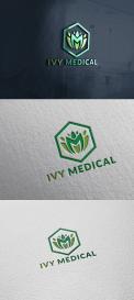 Visitekaartje # 983399 voor Logo  Huisstijl   Visitekaartje voor ivy medical wedstrijd