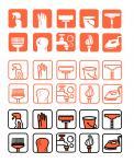 Buttons, Icons # 989133 voor Ontwerp diverse iconen voor een aantal van onze websites  wedstrijd