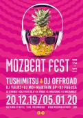 Flyer, tickets # 1012687 for MozBeat Fest 2019 2020 contest