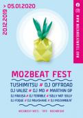 Flyer, tickets # 1014227 for MozBeat Fest 2019 2020 contest