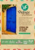 Flyer # 356006 voor Ontwerp een brochure voor een Vintage Lifestyle winkel wedstrijd
