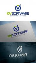 Logo design # 1117488 for Design a unique and different logo for OVSoftware contest