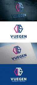 Logo design # 1123408 for new logo Vuegen Technical Services contest