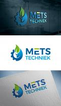 Logo design # 1122924 for Logo for my company  Mets Techniek contest