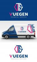 Logo design # 1123431 for new logo Vuegen Technical Services contest
