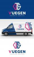 Logo # 1123431 voor new logo Vuegen Technical Services wedstrijd