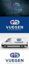 Logo # 1123456 voor new logo Vuegen Technical Services wedstrijd