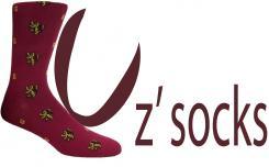 Logo design # 1153185 for Luz' socks contest