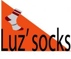 Logo design # 1153214 for Luz' socks contest