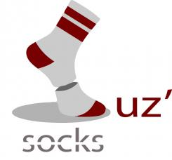 Logo design # 1153156 for Luz' socks contest