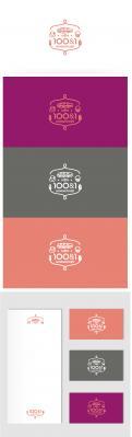 Logo # 294967 voor Logo en huisstijl bedenken voor nieuwe lunchzaak in Amsterdam wedstrijd