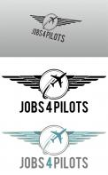 Logo design # 643675 for Jobs4pilots seeks logo contest