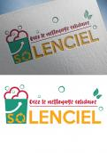 Logo design # 1195846 for Solenciel  ecological and solidarity cleaning contest
