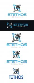 Logo design # 926098 for logo of the new company: Stethos Social Lab ( new subsidiary of Stethos Group) contest