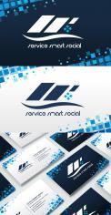 Logo # 703433 voor Bedenk en ontwikkel een naam + logo voor een nieuw (verhuur)platform voor kantoorconcept wedstrijd
