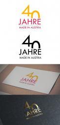 Logo  # 865272 für Logo für 40 Jahre Jubiläum Wettbewerb