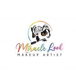 Logo  # 1095777 für junge Makeup Artistin benotigt kreatives Logo fur self branding Wettbewerb