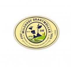 Logo  # 1084766 für Milchbauer lasst Kase produzieren   Selbstvermarktung Wettbewerb