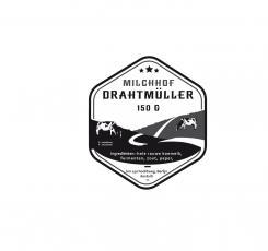 Logo  # 1084771 für Milchbauer lasst Kase produzieren   Selbstvermarktung Wettbewerb