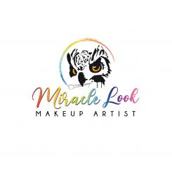 Logo  # 1095772 für junge Makeup Artistin benotigt kreatives Logo fur self branding Wettbewerb
