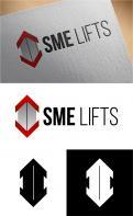Logo # 1076239 voor Ontwerp een fris  eenvoudig en modern logo voor ons liftenbedrijf SME Liften wedstrijd