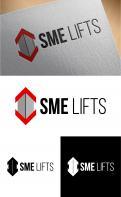 Logo # 1076240 voor Ontwerp een fris  eenvoudig en modern logo voor ons liftenbedrijf SME Liften wedstrijd
