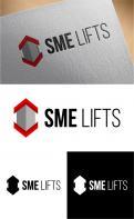 Logo # 1076383 voor Ontwerp een fris  eenvoudig en modern logo voor ons liftenbedrijf SME Liften wedstrijd