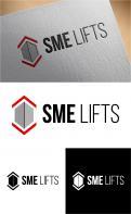 Logo # 1076384 voor Ontwerp een fris  eenvoudig en modern logo voor ons liftenbedrijf SME Liften wedstrijd