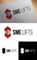 Logo # 1076385 voor Ontwerp een fris  eenvoudig en modern logo voor ons liftenbedrijf SME Liften wedstrijd