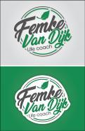 Logo design # 987545 for Logo   corporate identity for life coach Femke van Dijk contest