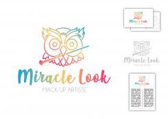 Logo  # 1092829 für junge Makeup Artistin benotigt kreatives Logo fur self branding Wettbewerb
