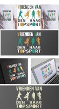 Logo # 413863 voor Logo (incl. voorkeursnaam) voor zakelijke vriendenclub van Stichting Den Haag Topsport wedstrijd