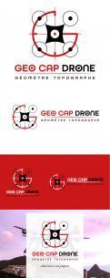 Logo design # 1194683 for logo geometre drone contest