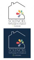 Logo design # 1193867 for Solenciel  ecological and solidarity cleaning contest
