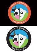 Logo # 1067193 voor Logo voor landbouwbedrijf met melkkoeien en melkgeiten wedstrijd