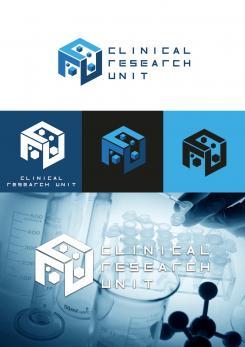 Logo # 614768 voor Ontwerp een zakelijk en rustig  logo voor de afdeling Clinical Research Unit (afkorting: CRU), een afdeling binnen het AMC; een groot academisch ziekenhuis in Amsterdam. wedstrijd