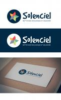 Logo design # 1196101 for Solenciel  ecological and solidarity cleaning contest