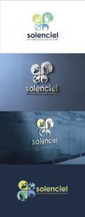 Logo design # 1194457 for Solenciel  ecological and solidarity cleaning contest
