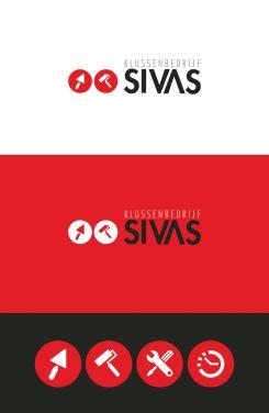 Logo # 434885 voor Klus aan een glad en schilderachtig logo voor een stukadoor/schilder klussenbedrijf wedstrijd