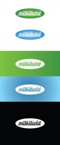 Logo # 325644 voor Redesign of the logo Milkiland. See the logo www.milkiland.nl wedstrijd