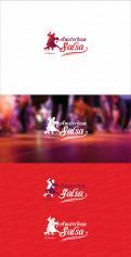 Logo # 284840 voor Logo for Salsa Dansschool AMSTERDAM SALSA wedstrijd