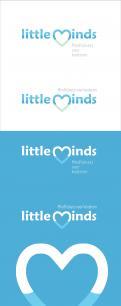 Logo # 359312 voor Ontwerp logo voor mindfulness training voor kinderen - Little Minds wedstrijd