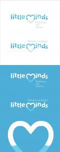 Logo # 359319 voor Ontwerp logo voor mindfulness training voor kinderen - Little Minds wedstrijd