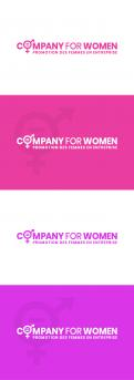 Logo design # 1149229 for Design of a logo to promotes women in businesses contest
