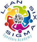 Logo # 336459 voor Logo Lean Six Sigma Speaker Fellowship wedstrijd