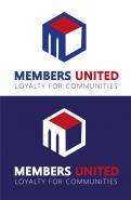 Logo design # 1126981 for MembersUnited contest