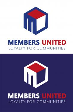 Logo design # 1126981 for MembersUnited contest