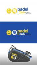 Logo # 1155868 voor Logo voor onze nieuwe Padel Club op ons Tenniscomplex wedstrijd