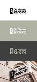 Logo design # 1155185 for Design a logo for vegan restaurant   catering 'De Nieuwe Kantine' contest